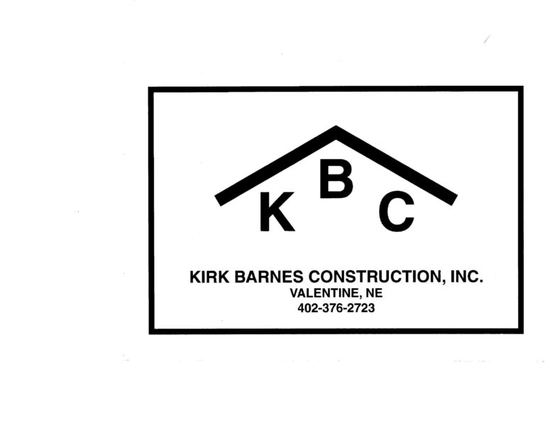 Kirk Barnes Construction, Inc.